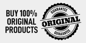 Buy 100% Original Products